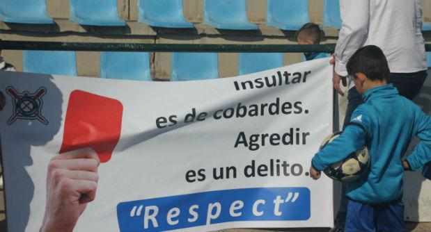 violencia en el futbol lorenzo gozalo